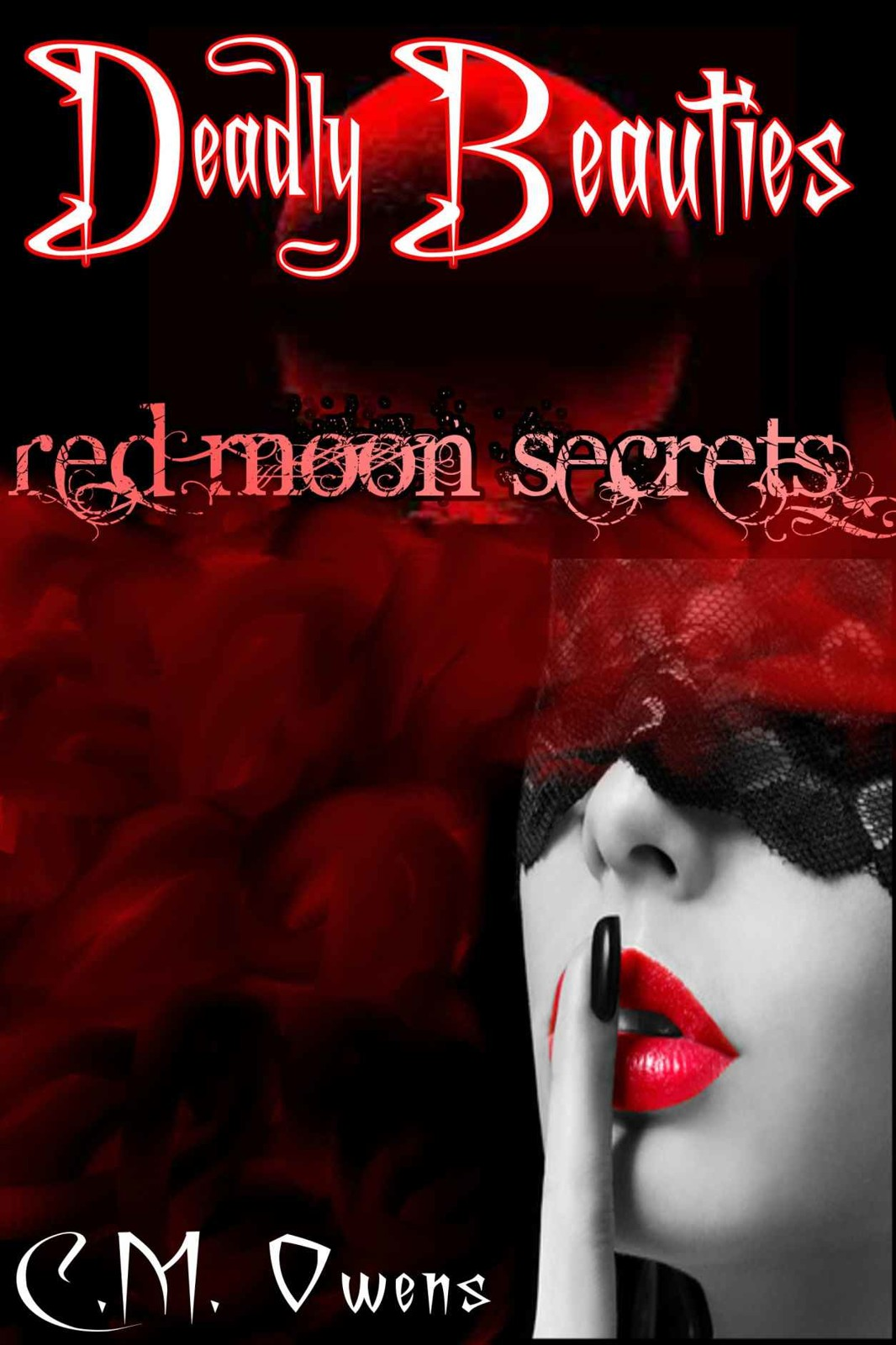 Red Moon Secrets (Deadly Beauti