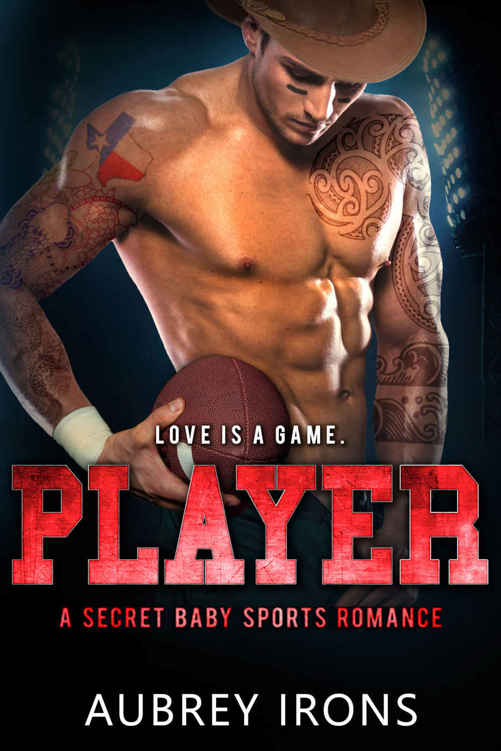 Player (A Secret Baby Sports Ro